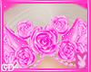 Girly Rose Horns