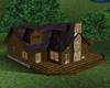 Deep Forest Log Home