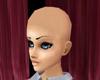 bald unblended female