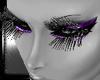 makeup diams purple
