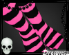 💀 Pink Socks
