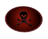 Pirate Oval Rug