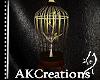 (AK)Grounds bird cage