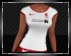 L.F.C. Ladies Away White