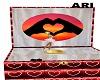 hearts a fire jewel box