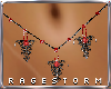 [RS] Vamp Belly Chain