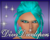 DivaBlue ColageStyleHair
