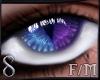 -S- Hybrid Blue Purple