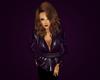 ~CA~PurpleLeather Jacket
