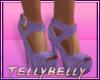 |T| Lavender heels