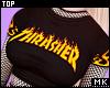 金. Thrasher