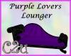 C2u Purple Love Lounger