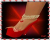 SC SHOES  FAYE RED