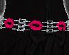 *Pink belt Kiss
