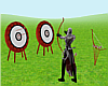 Archery set full Anim