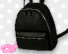 |bc| Blk mini backpack