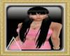 (AL)Flo Long Black Hair