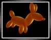 Dp Dog Balloon Orange