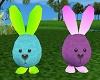Easter Bouncing Bunnies