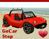 Mm Beach Buggy Red