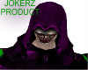 JOKERZ PURPLE HOOD