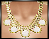 *Glamour Gold Necklace*