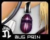 (n)Bug Princess Earrings