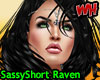 SasyShort Raven