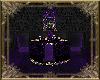 Blk-Purple Guest Table