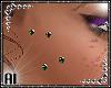 Cheekbone Emerald *R*