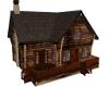 add on log cabin