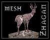 [Z] der.Deer Statue