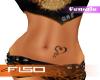Tattoo - Belly Tribal