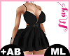 +AB-ML Busty Dress Lux