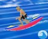 Ocean Town Surf Wave