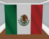 2 sided wall mex flag