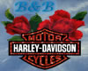 ~H~Harley Red Roses