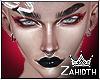 DarkRed Makeup Evan H