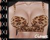 ☪ Cheetah Bralette