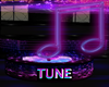 (Tune( music note lights