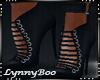 *Kimora Black Heels