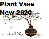 Vase with Plant New 2020