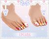 Feet Flowers KIDS
