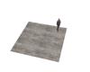Grey wood floor