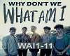 Why Don't We-What Am I