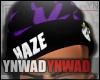 YN. Purple HAZE Beanie