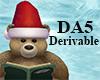 (A) Christmas Teddy Bear