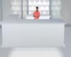 white store counter