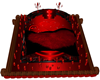 ANIM. FLOATING LOVE BED