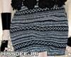 *MD*Etnic Merinos Skirt